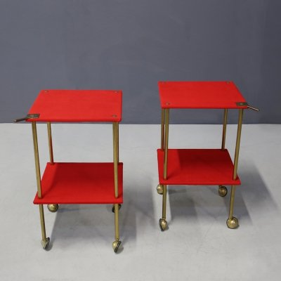 Luigi Caccia Dominioni Mod. T9 Trolley for Azucena, 1950