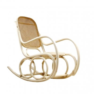 Creme Fischel Rocking Chair