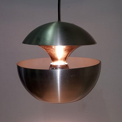 Springfontein pendant lamp by Bertrand Ballas for Raak, Netherlands 1970s