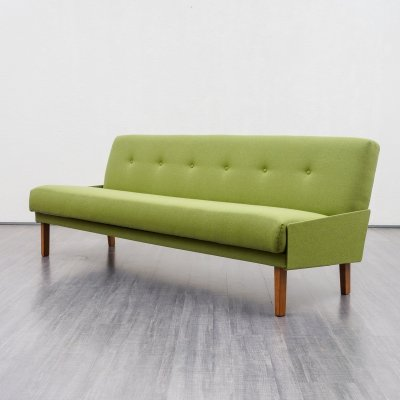 Vintage sofa / fold-out daybed, 1960s