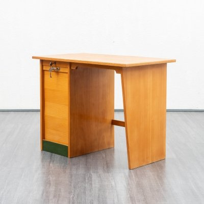 Small industrial style desk, 1950s