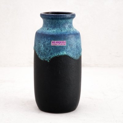 Fat Lava vase by Scheurich Germany, 1970s