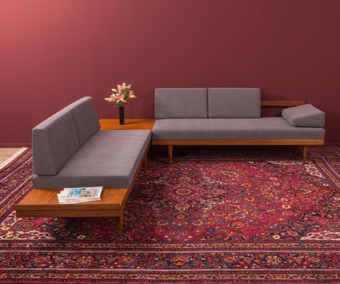 German Corner couch from the 1960s