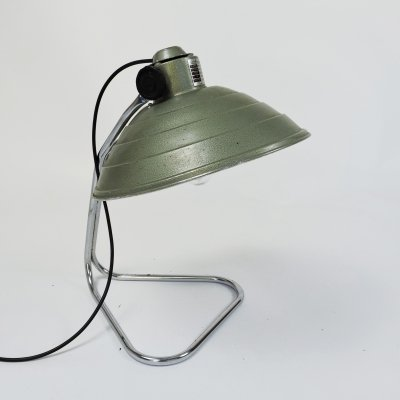Vintage Hanovia Sollux Medical Table Lamp, 1960s