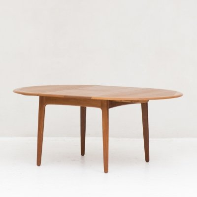 Dining table by Svend Aage Madsen for Knudsen & Son, Denmark 1960s