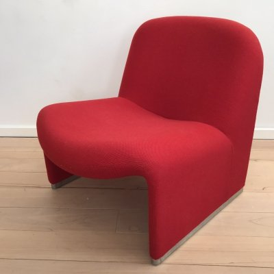 Alky lounge chair by Giancarlo Piretti for Cassina, 1980s