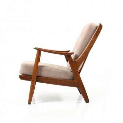 Rare Mid Century Danish Easy chair, 1950s