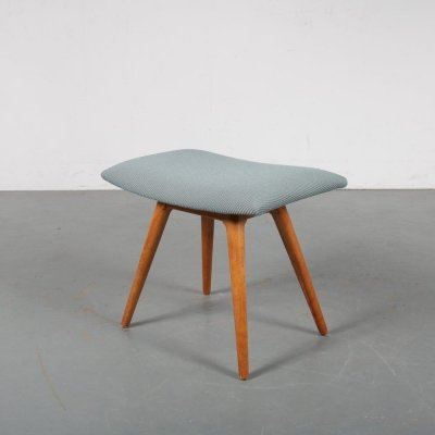 Foot stool by De Boer Gouda, the Netherlands 1950s
