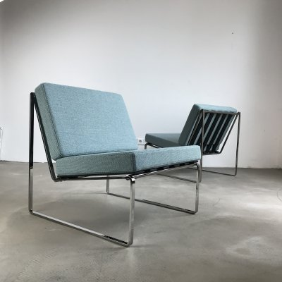 2 Model 024 Lounge Chairs by Kho Liang Ie for Artifort, 1962
