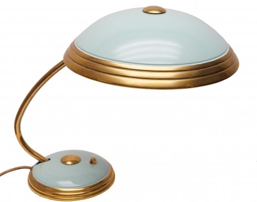 Mid-Century Desk Light from Helo Leuchten Germany