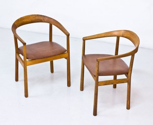Pair of 'Tokyo' Chairs by Carl-Axel Acking, Sweden 1959