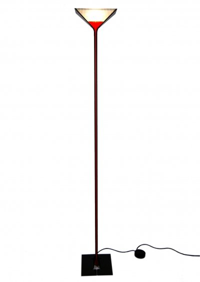 Italian 'Papillona' Floorlamp by Tobia Scarpa for Flos, 1975
