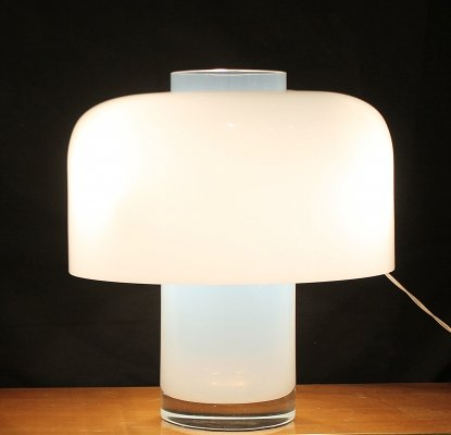 Table Lamp / vase model LT 226 by Carlo Nason for Mazzega