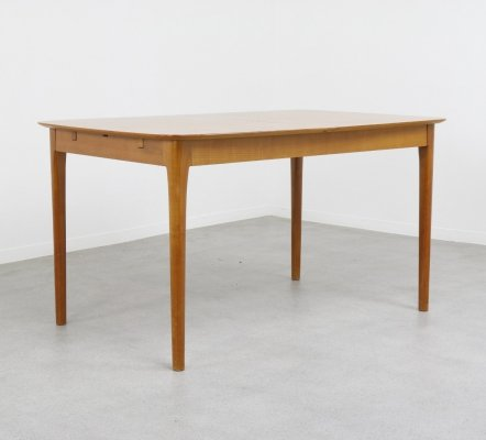 Extendable dining table by Lübke, 1960s