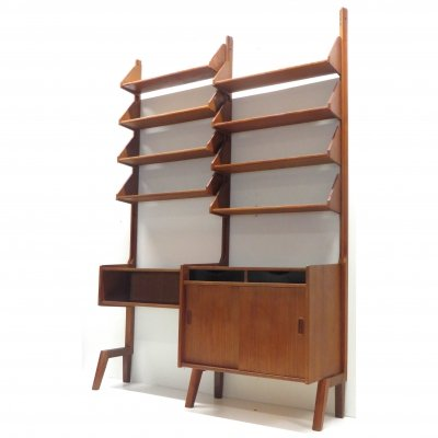 Mid century wall unit / bookcase, 1960s