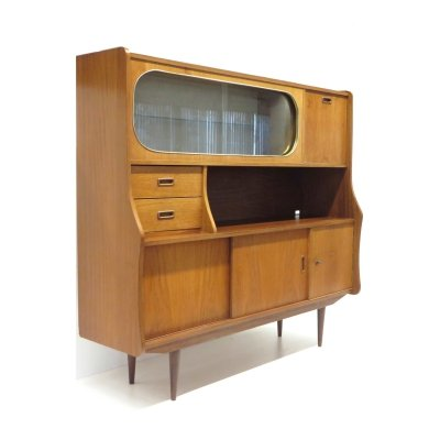 Vintage highboard made in the 60s
