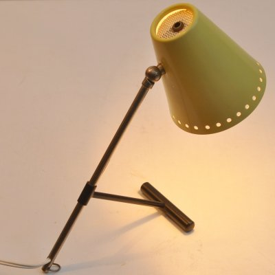 Bambi desk lamp by Floris H. Fiedeldij for Artimeta, 1960s