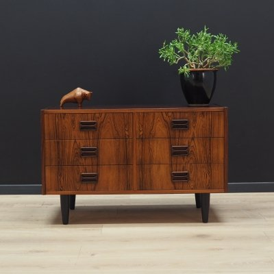 Niels J. Thorsø chest of drawers, 1960s