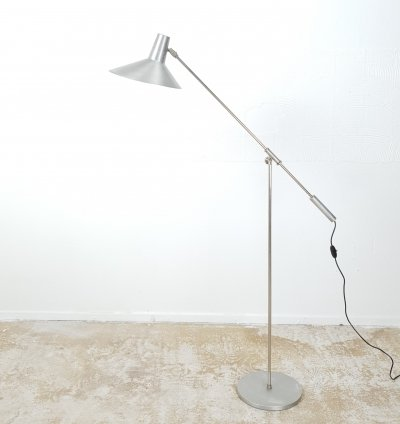 Adjustable floor lamp by Cosack Germany