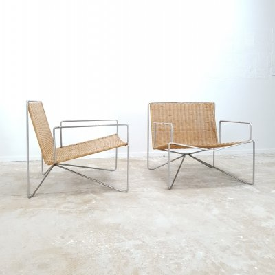 Original set of lounge chairs by Gelderland (documented 1964)