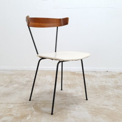 'Bullhorn' side chair by Clifford Pascoe, USA 1950s