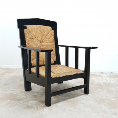 Chair by Architect F. Berning for private residence in 1927, only 2 were made