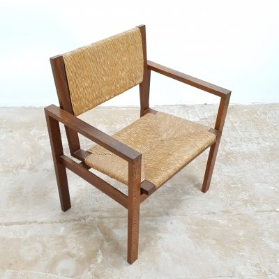 Large executive chair by Hein Stolle for Spectrum