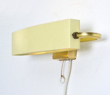 Wall lamp by Jacques Biny for Lita France, 1950s