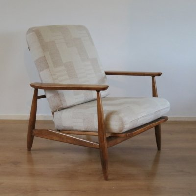 Vintage lounge chair, 1960s