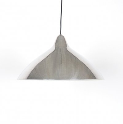Finnish Ceiling Lamp by Lisa Johansson Pape for Orno, 1950s