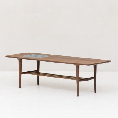 Coffee table by Louis van Teeffelen & Jaap Ravelli for Wébé, The Netherlands 1950