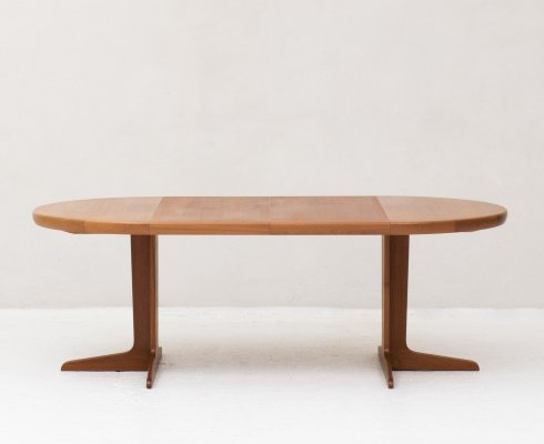 Dining table produced by Spottrup, Denmark 1960