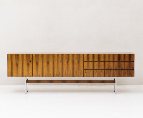 Xl sideboard produced by Musterring, Germany 1970s