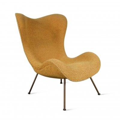 Fritz Neth 'Madame' Chair for Correcta, Germany 1950s