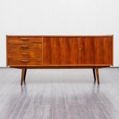Mid-Century sideboard in walnut, 1950s