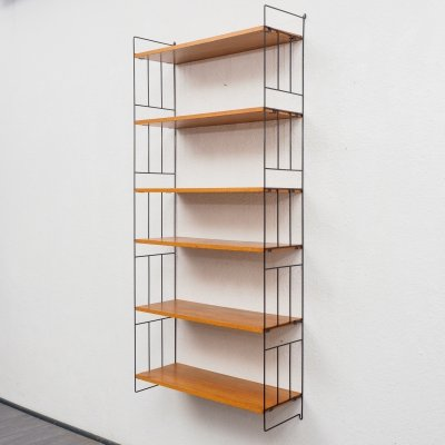 Midcentury Teak Wall Shelf by WHB, Germany