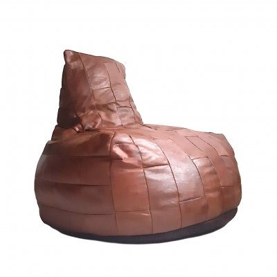 Leather Beanbag by De Sede