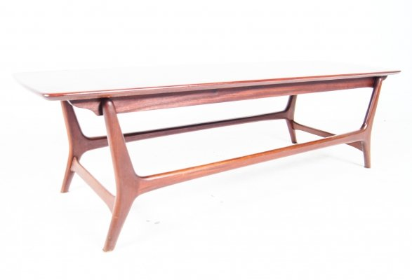 Teak Coffee Table by Louis van Teeffelen for Wébé