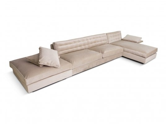 Giorgetti Royal Sofa by Antonello Mosca, 1970s