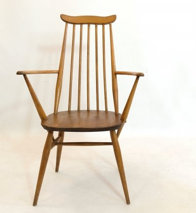 Goldsmith chair with arms by Ercol
