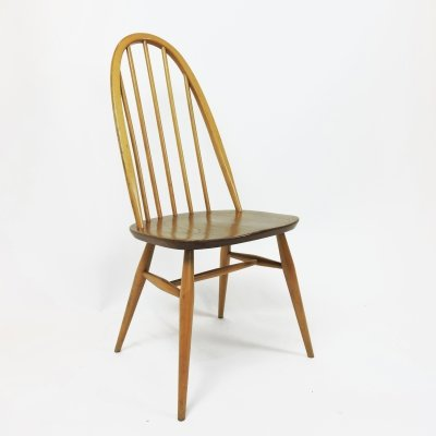 Ercol Quaker Dining Chairs, 1960s