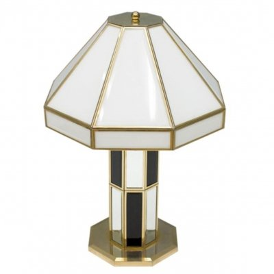 Rare Table Lamp by Carl Zalloni for Cazal
