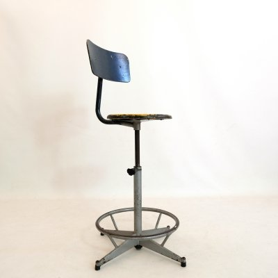 Industrial chair from the 1960s-1970s
