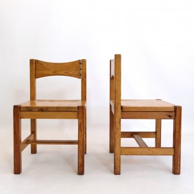 Pair of Hongisto chairs by Ilmari Tapiovaara, 1960s-1970s
