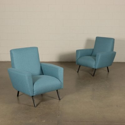 Pair of 1960s Vintage Chairs