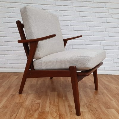 Danish arm chair, 1960s