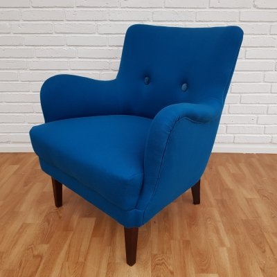 Danish lounge chair, 1970s