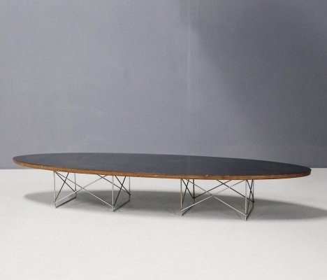 Charles & Ray Eames for Herman Miller, Surfboard Table ETR, 1950s