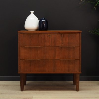 Si Bomi Mobler chest of drawers, 1970s