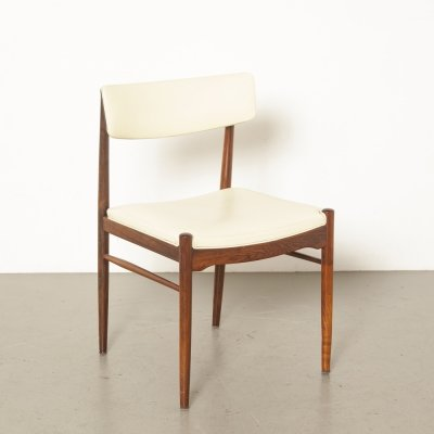 TopForm dining room chair with cream skai